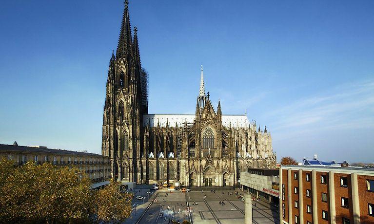 Domspatz Hotel Boardinghouse Cologne